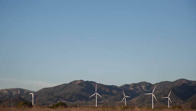 La energía en el sur-sureste de México