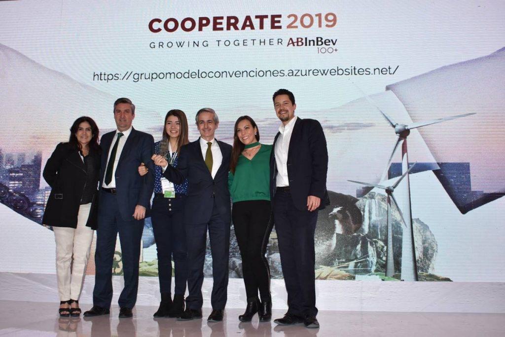 Iberdrola México, premiada por Grupo Modelo